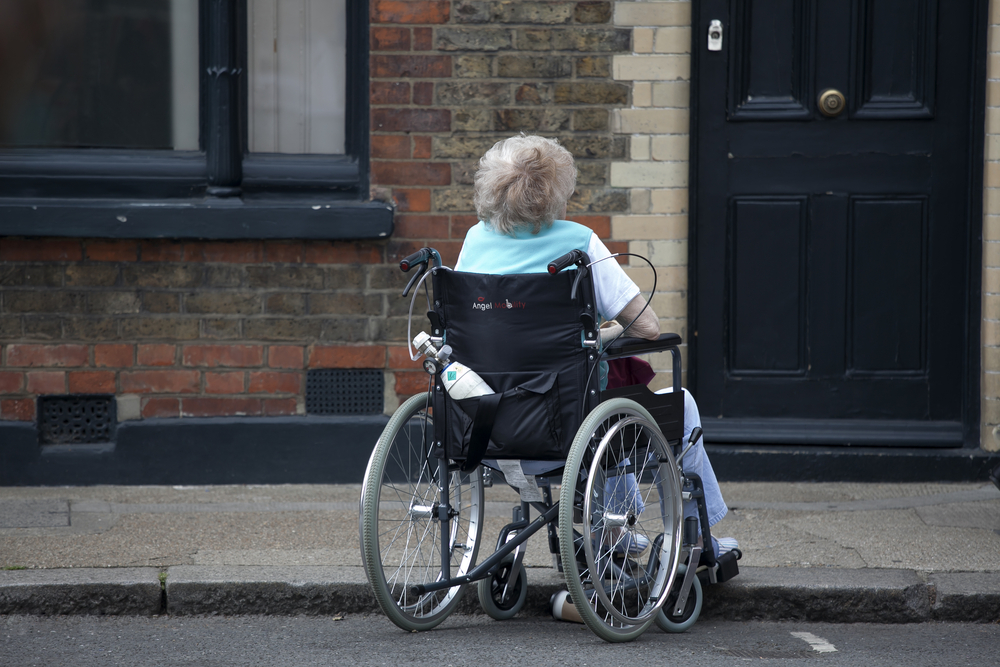 Lawsuit Alleges Assisted Living Facilities Discriminate Against Wheelchair Users