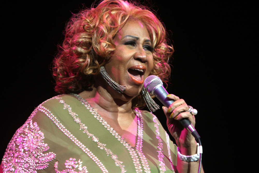 Say a Little Prayer: Aretha Franklin Had No Will, and a Child With Special Needs