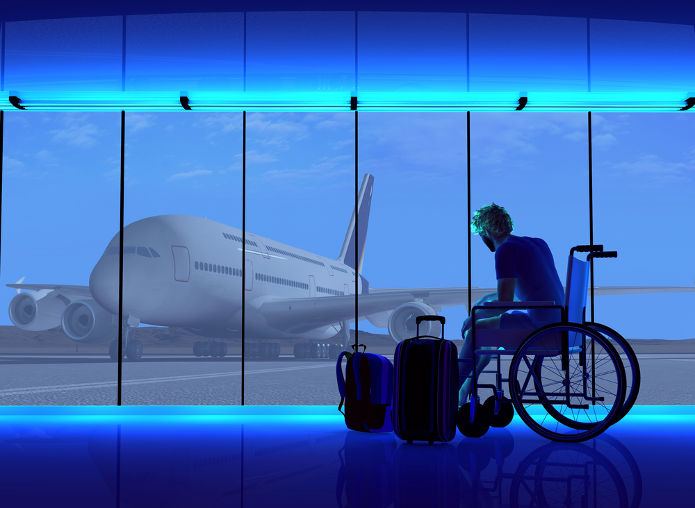 New Law Mandates Creation of a Bill of Rights for Air Travelers with Disabilities