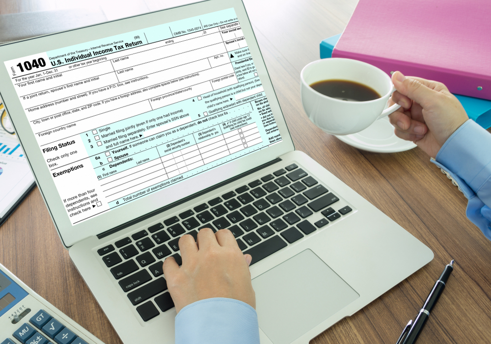 Free Tax Preparation Help Available for Seniors
