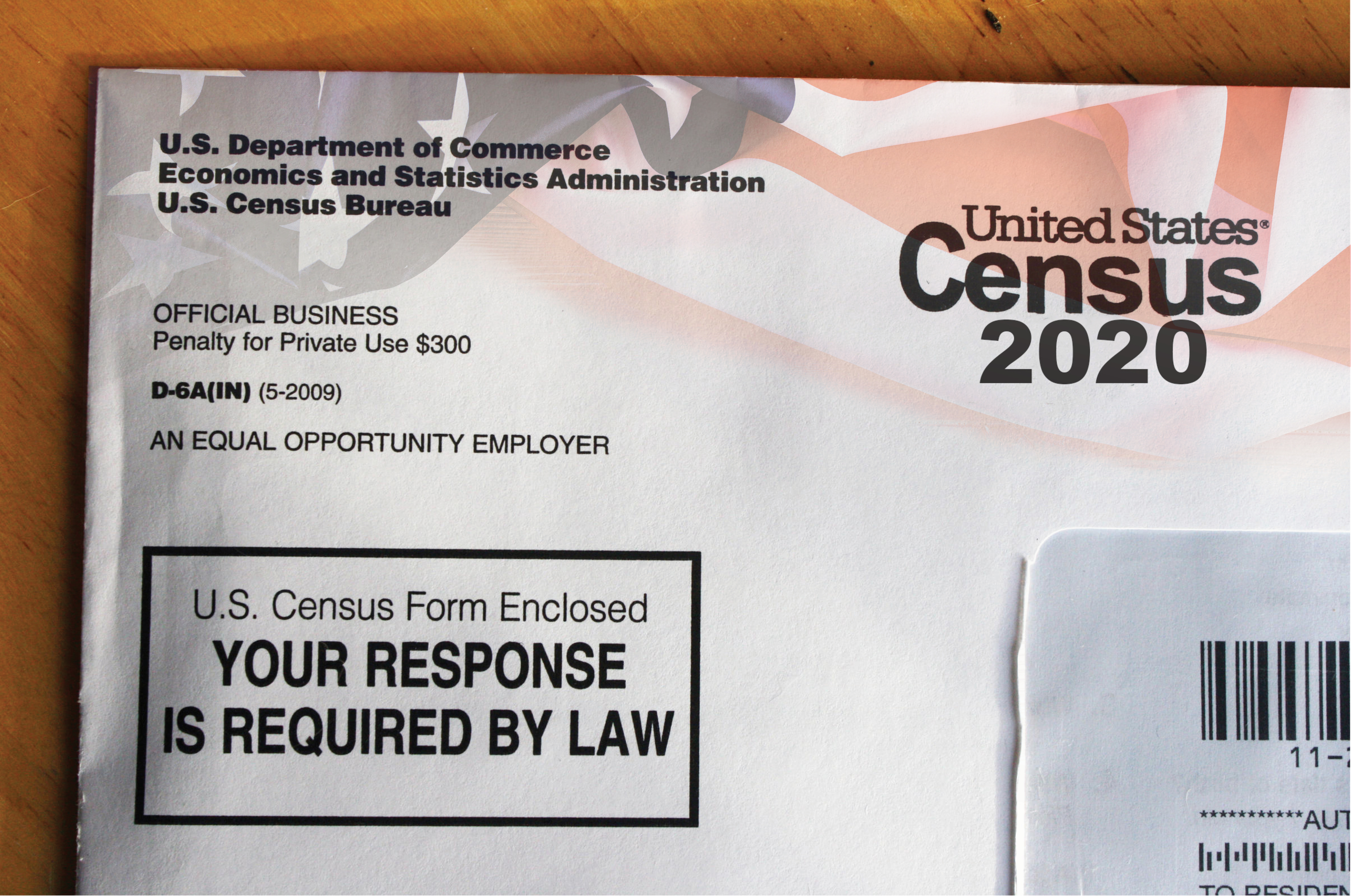 Make Sure You Are Counted in the 2020 Census