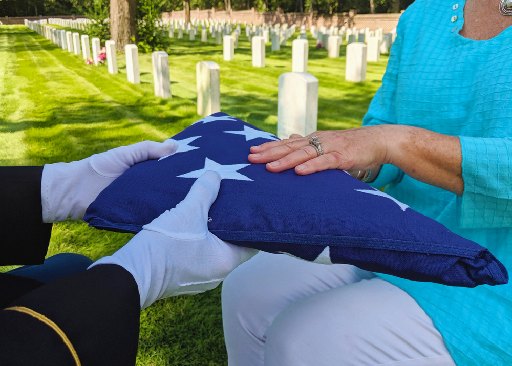 Long-Reviled Military 'Widow's Tax' Is Finally Being Phased Out